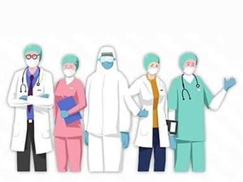 tenaga medis covid19