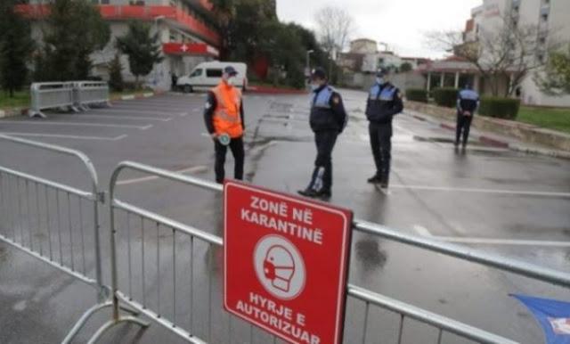 Albania, si identificano 100 persone che sono entrate in Italia e non si sono isolati