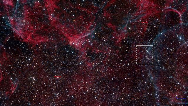 Astrónomos miden el 'pulso' de una estrella brillante y observan una desaceleración inesperada