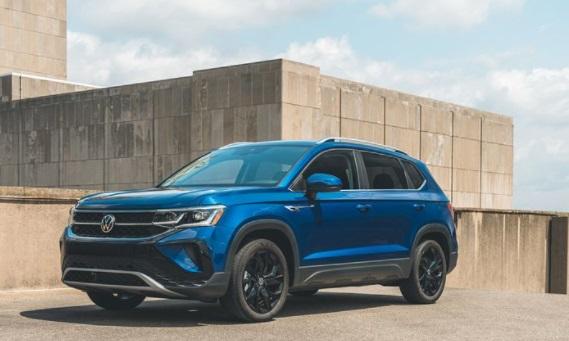 VW Taos Terbaru