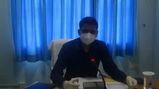टिहरी डीएम मंगेश ने की जिला सभागार में जरुरी प्रेसवार्ता -देखें पूरी खबर