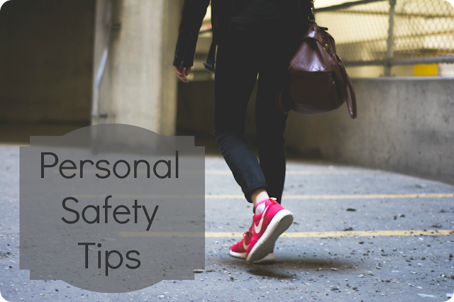 Personal Safety Tips Tricks Hacks