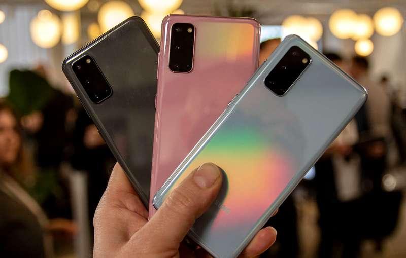 Tukar Tambah Samsung Galaxy S20 (pocket-lint.com)