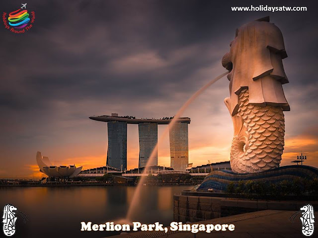 Things to do in Merlion Park, Singapore