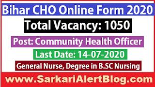 http://www.sarkarialertblog.com/2020/06/bihar-cho-recruitment.html