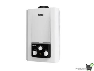 سخان غاز زانوسي 6 لتر بمدخنة موديل ZYG06113WL