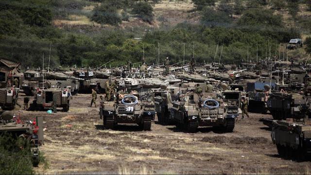 Israel amenaza con atacar tropas sirias que ingresen en Golán