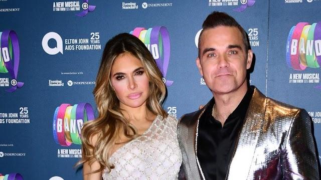 Ezt nem gondoltuk volna róla: Robbie Williams háromszor is dobta a barátnőjét, mielőtt összeházasodtak