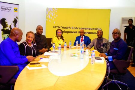 MTN Launches Youth Empowerment Programme For Young People