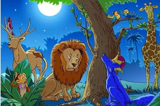 The Panchatantra - Indian animal fables