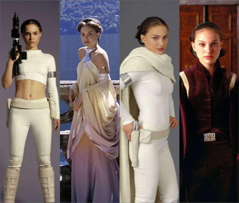 She's Fantastic: Star Wars Black Series - PADMÉ AMIDALA!