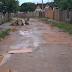 Intensificação das chuvas deixam ruas do bairro Eugênio Areal quase intrafegáveis