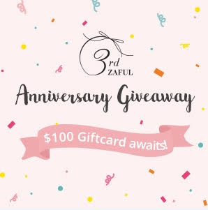 3rd Azul Aniversary Giveaway