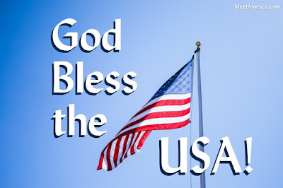 God Bless the USA - I'm Proud to be an American~ Lee Greenwood Lyrics