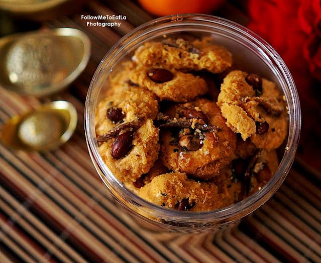 Nasi Lemak Cookies
