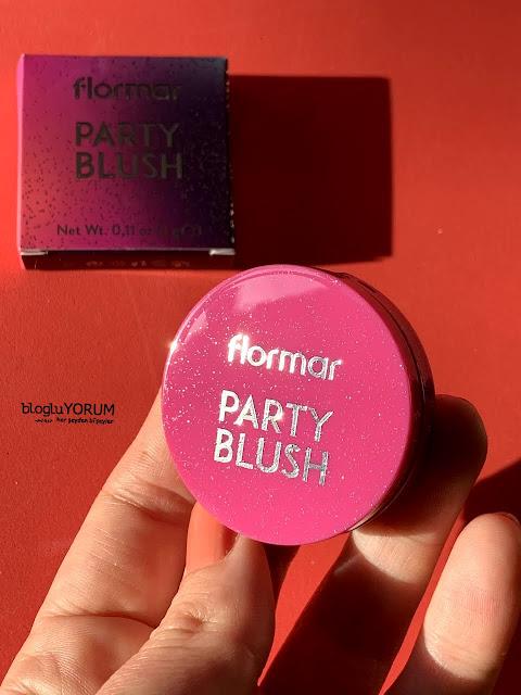 Flormar Party Blush