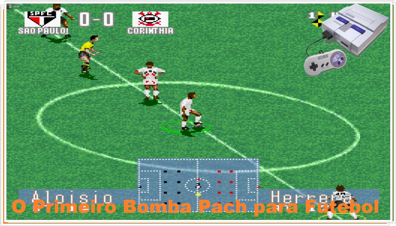SNES DELUXE INTERNATIONAL SUPERSTAR ROM BAIXAR SOCCER