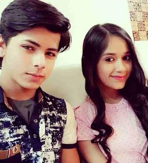 Jannat Zubair Rahmani With Siddharth Nigam