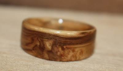 Touch Wood Rings