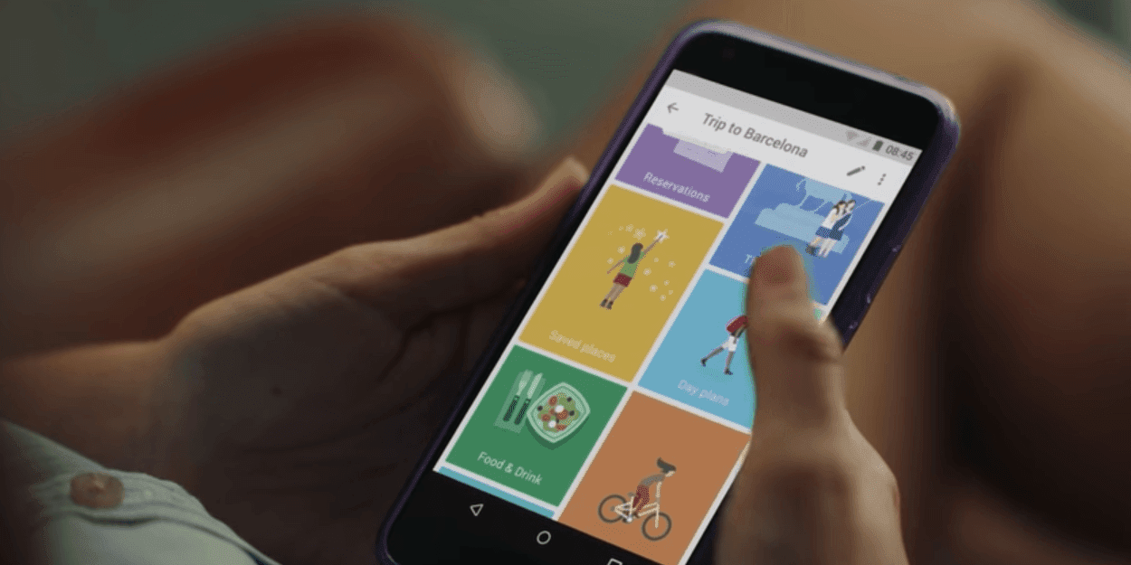 جوجل تعلن عن اغلاقها لخدمة  Google Trips