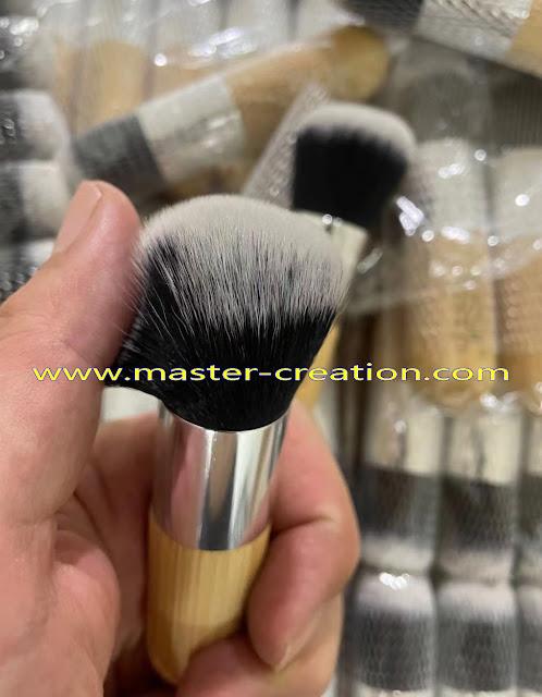 black bristle makeup brushes