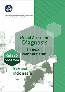 Modul Asesmen Diagnosis Bahasa Indonesia Kelas X SMA/MA