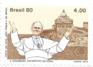 Selo Papa João Paulo II
