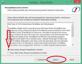 Setelah dirilisnya aplikasi dapodik terbaru versi  Cara Praktis Instal Aplikasi Dapodik Terbaru Versi 4.1.0