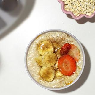 Gachas de Avena | Desayuno Fit