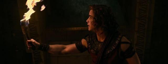 Dioses de Egipto (2016) HD 1080p Latino