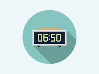 CSS ditgital clock