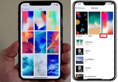 iPhone X Live Wallpaper Problem Not Working | Miimal