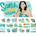 Chat away with Sarah G. through exclusive Phoenix SUPER LPG stickers on Viber