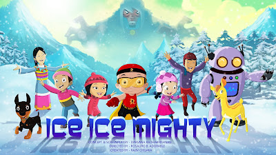 MIGHTY RAJU: ICE ICE MIGHTY