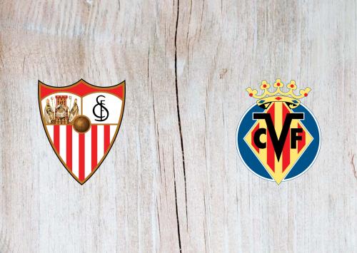 Sevilla vs Villarreal -Highlights 29 December 2020