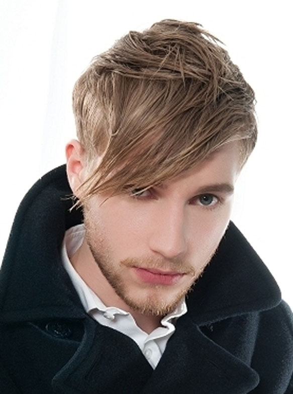 Popular Ideas 27 Mens Hairstyle Short Back Long Front
