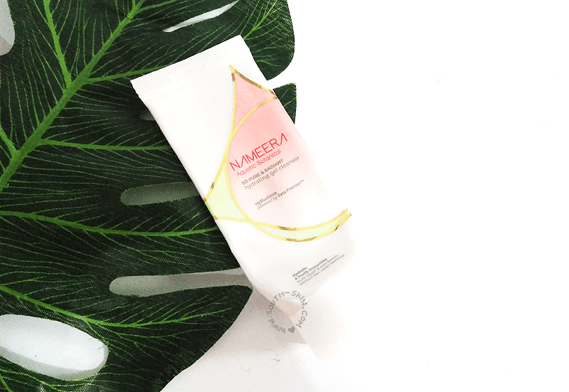 review-nameera-so-pure-radiant-hydrating-gel-cleanser