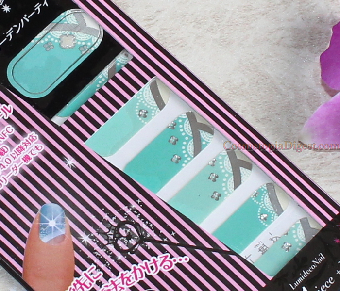 Lumi Deco Nail Decals