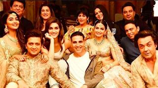Download Housefull 4 (2019) Full Movie Hindi 480p 300mb HDCAM || Moviesda 4