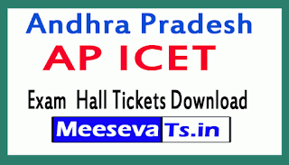 AP ICET EXAM  Hall Tickets Download