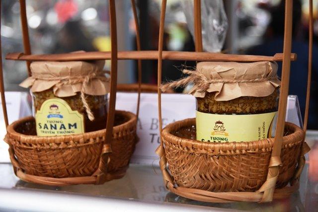 Tương Nam Đàn - Top 10 đặc sản nước chấm và gia vị nổi tiếng Việt Nam