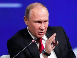 Vladimir Putin 'considers launching bitcoin to help Russia evade sanctions'