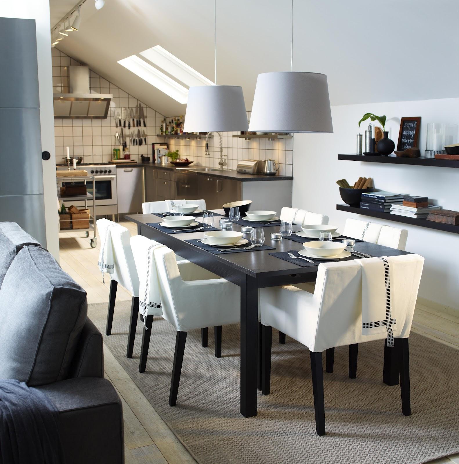 Novedades en el catlogo de IKEA 2013 sube el estilo y