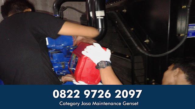 Jasa Service Genset Jakarta