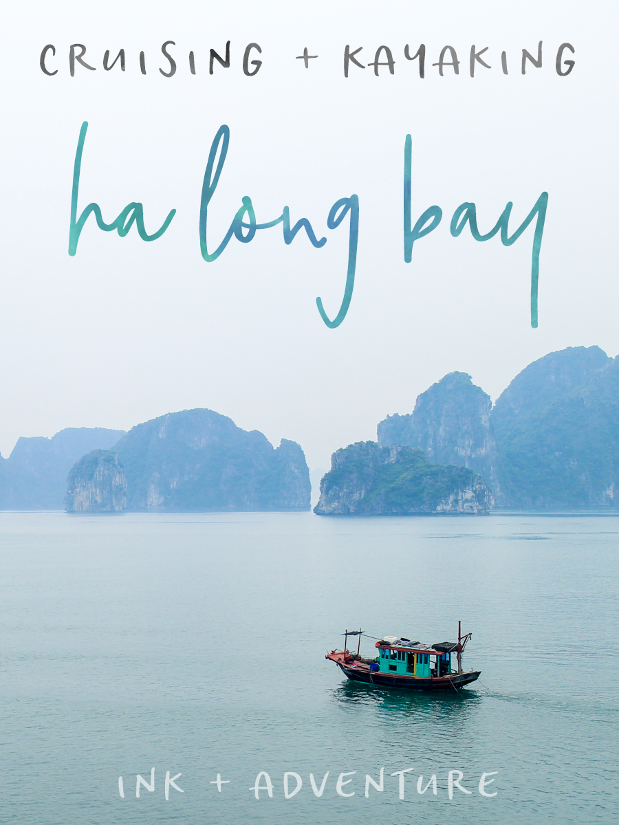 exploring Vietnam's stunning Ha Long Bay by water: cruising and kayaking