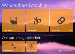 أفضل برنامج للتعديل على الصور وتحريرها وإضافة أفضل التأثيراتWondershare.Fotophire.1.1.0.0