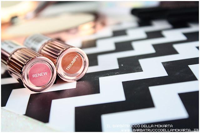 lipstick Rossetto Renaissance  makeup revolution