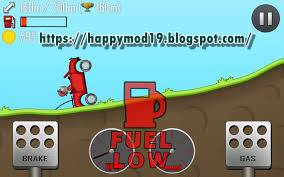 Screenshot 3 of Hill Climb Racing (MOD, Unlimited Money) 1.44.0 for android