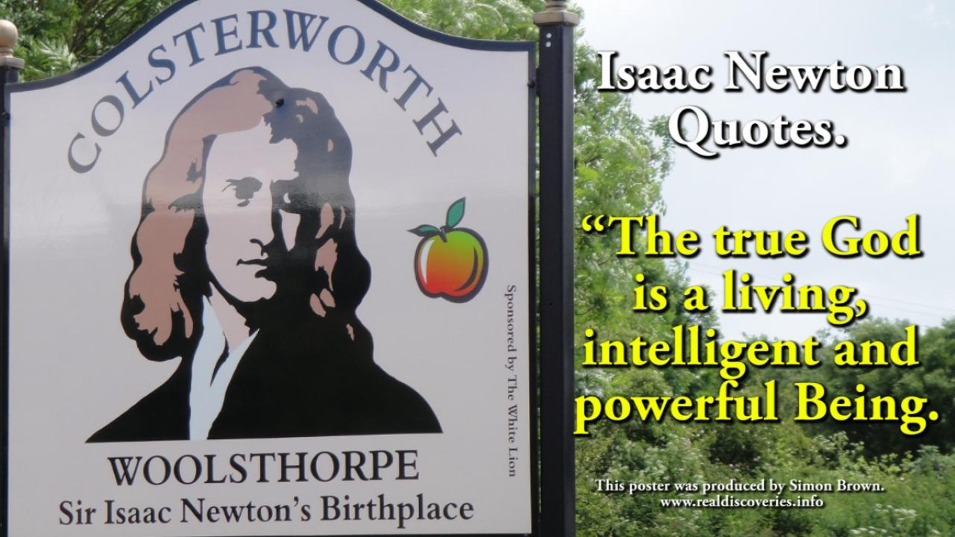 Articles below on history's greatest scientists, Sir Isaac Newton.