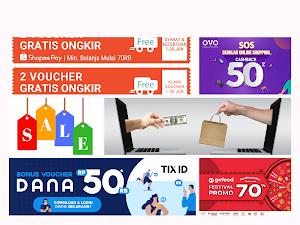 5 Tips Berbelanja Hemat dengan Menggunakan Dompet Digital